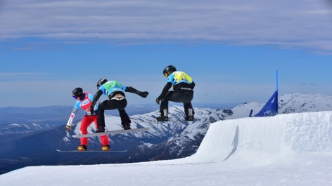 Jacobellis and Pullin victorious in second Cerro Catedral SBX